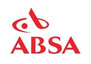 Logo for ABSA Bank South Africa
