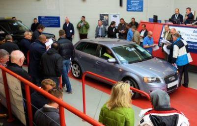 Vehicle Auctions Johannesburg