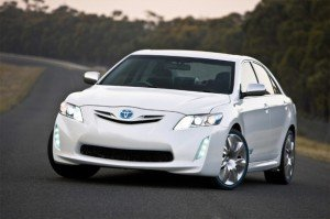 2012 Camry Solara by Toyota Motors