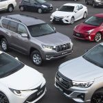 Repossessed Toyota's in South Africa