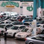 Repossessed vehicle auction