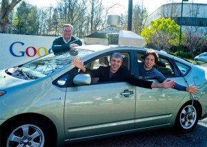 Self Driving Google Car